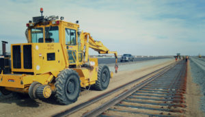 Image for Intermodal Track Construction