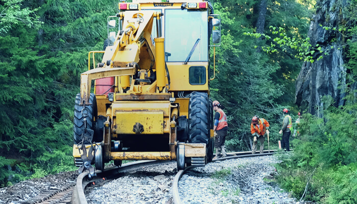Railway Construction Company & Contractor | Remcan Projects LP